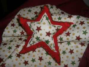 Large Scented Star Dangler