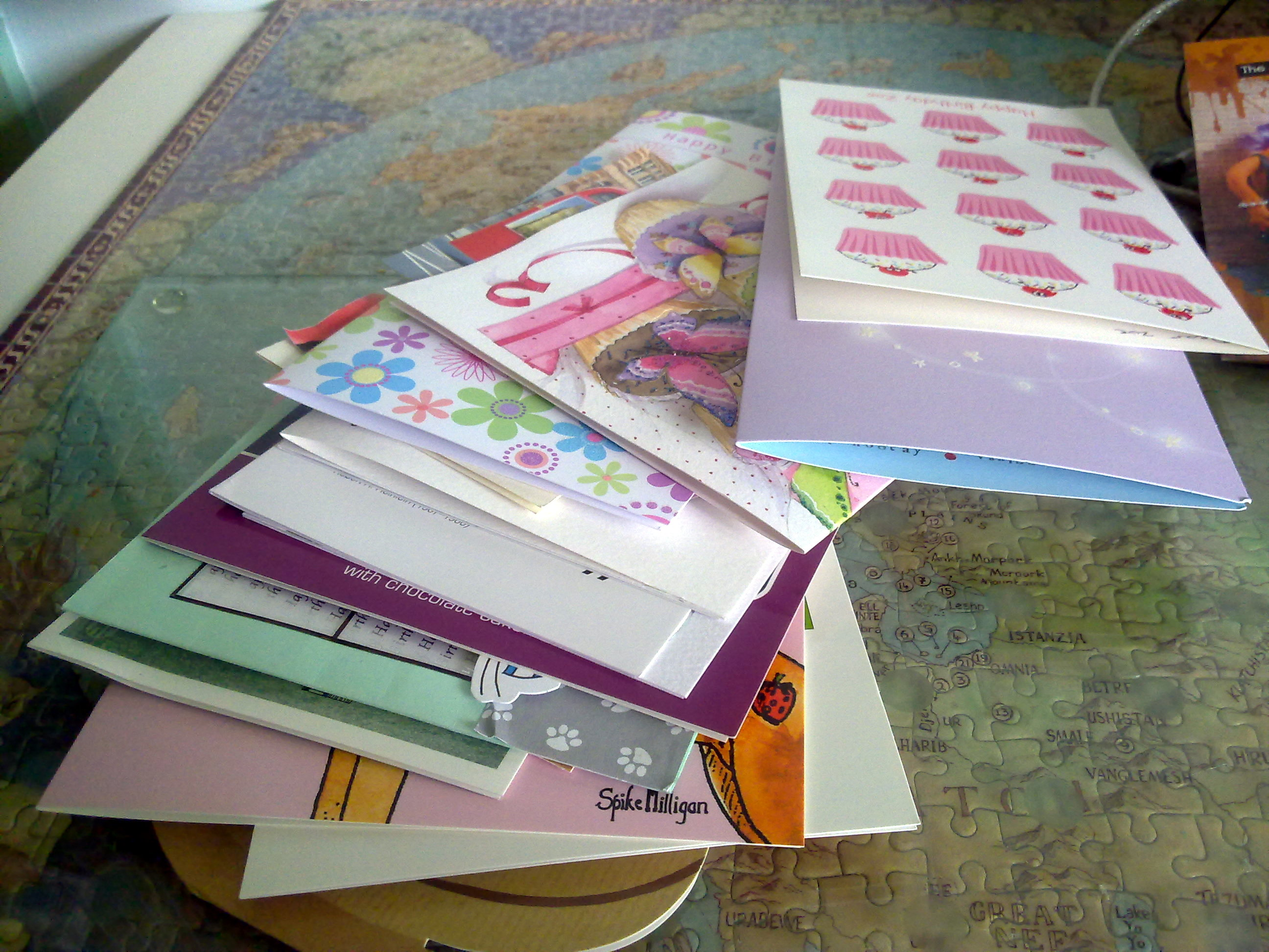 Top tips tuesday recycle your old greeting cards sew for How to recycle old christmas cards