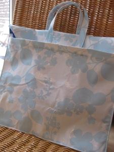 Oilcloth apron 3