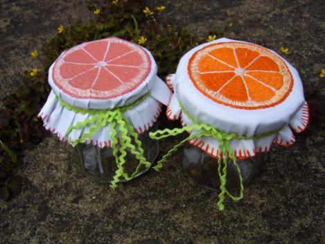 marmalade pots